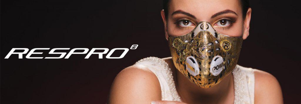 respro masque antipollution