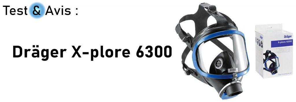 drager 6300 fiche produit test